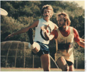 Facial Hair and Ultimate have a long and distinguished connection. Look no further then the most storied player of all time, Henry Callahan.