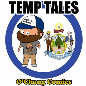 Greenbud Kelly of Fantasyhaven stars in Temp Tales by O'Chang Studios.
